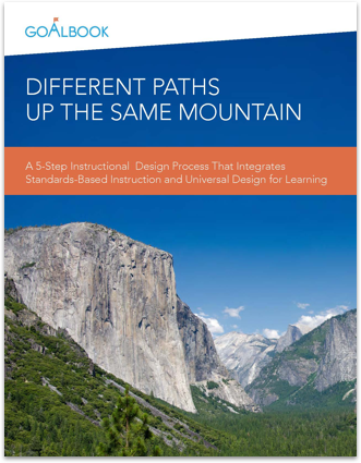 Goalbook White Paper: Different Paths up the Same Mountain